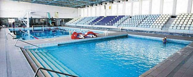 Κολυμβητήρια Θεσσαλονίκη 2016
