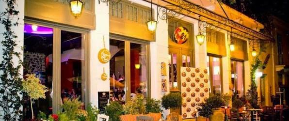 Το 21 εστιατόριο Ψυρρή