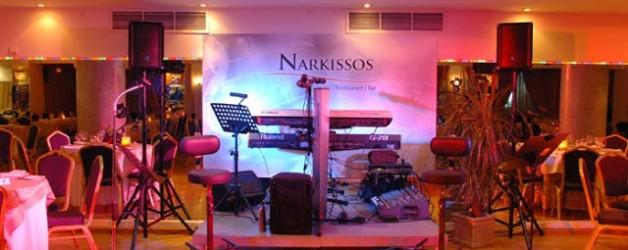 Narkissos Music Restaurant Bar Μαρούσι Εστιατόριο Αθήνα