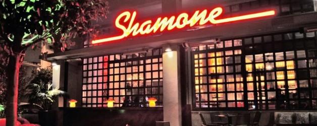 Shamone Γκάζι Εστιατόριο Αθήνα