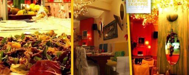 Κίτρινος Σκίουρος Ιλίσια Εστιατόριο Αθήνα