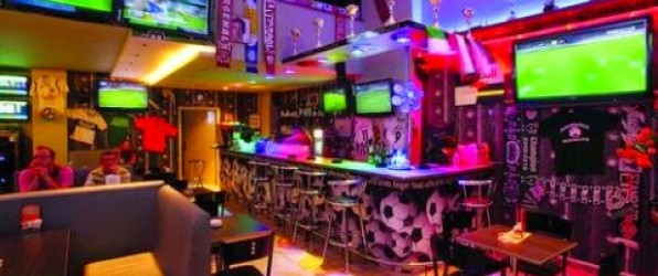 Sports Cafe Αθήνα