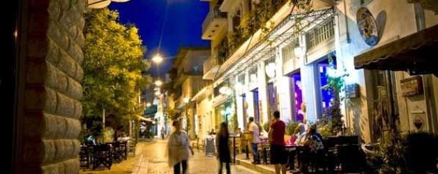 Συνοικία Ψυρρή Αθήνα