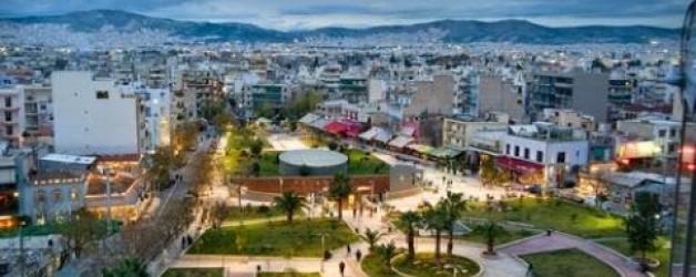 Συνοικία Γκάζι Αθήνα
