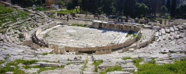 Θέατρο Διονύσου Αθήνα