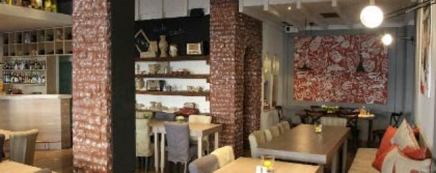 Κουζίνα Εστιατόριο Θεσσαλονίκη Λαδάδικα