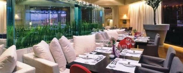 Da Vinci Εστιατόριο Θεσσαλονίκη Nikopolis Hotel