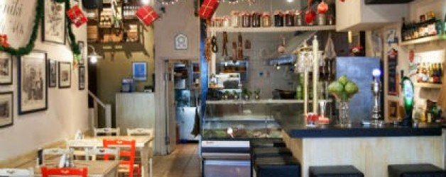 Μπακάλικον Εστιατόριο Θεσσαλονίκη