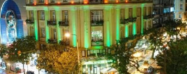 Kinissi Palace ξενοδοχείο Θεσσαλονίκη