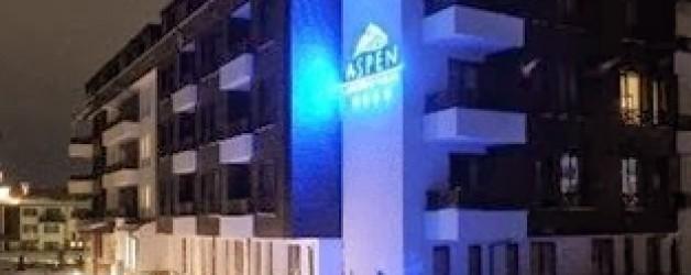 Aspen Hotel Bansko Βουλγαρία 2014 4****