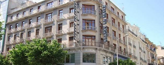 Le Palace art hotel  Ξενοδοχείο Θεσσαλονίκη
