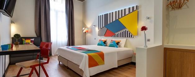 Colors rooms and apartments Ξενοδοχείο Θεσσαλονίκη
