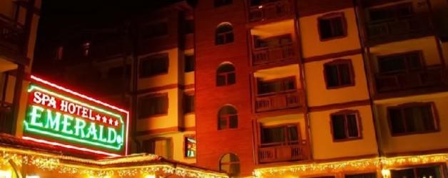 Emerald Hotel Bansko Βουλγαρία 2015 ****