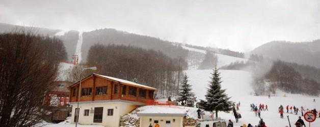 3 5 Πηγάδια Χιονοδρομικό Κέντρο Εκδρομές