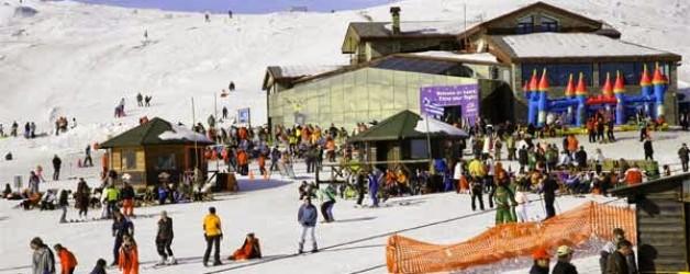 Καιμακτσαλάν  Χιονοδρομικό Κέντρο Εκδρομές