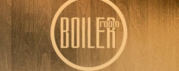 Boiler Room Γκάζι