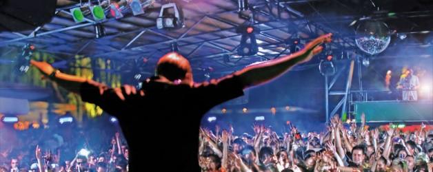 Clubbing Athens