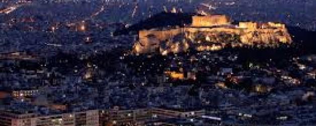 Νυχτερινή Αθήνα