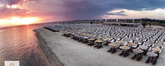 Sahara Beach Bar Καλλικρατεια